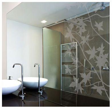 Decoracion de cristales en espejos y cristales con - Cristales y espejos ...